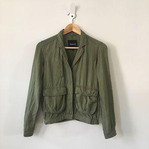 Madewell League Cargo Jacket